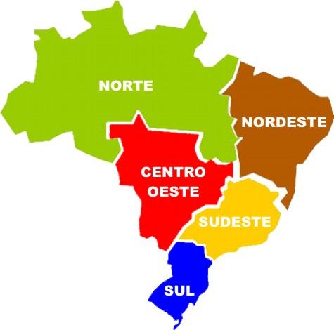 Mapa do Brasil: Nossos Clientes