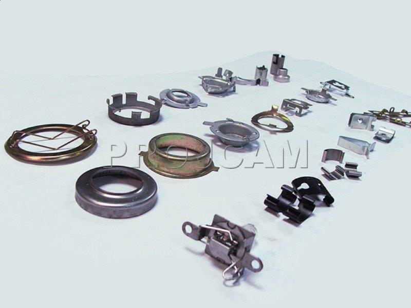 Ferramentaria e estamparia de metais